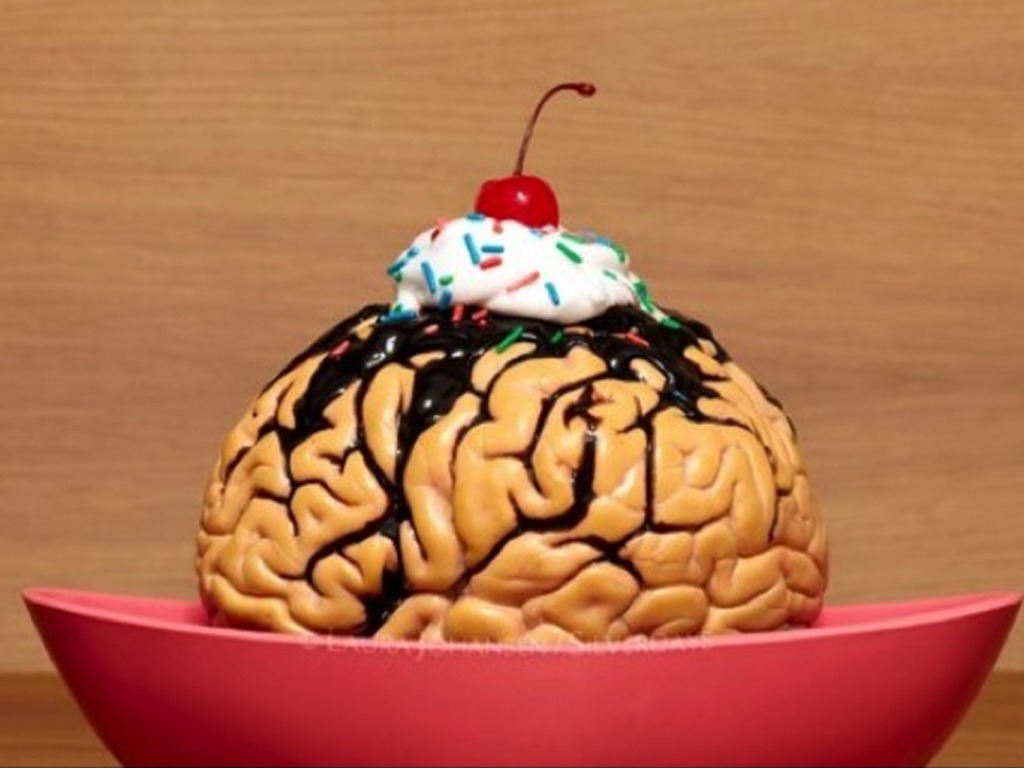 Neuromarketers love customers for their brains… yum!